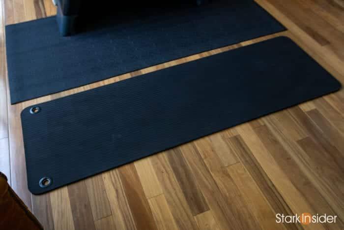 Peloton Top 10 Best Accessories: Workout mat