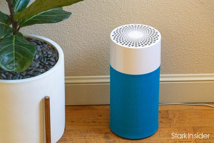 Best Peloton Accessories: Blueair Blue Pure air purifier
