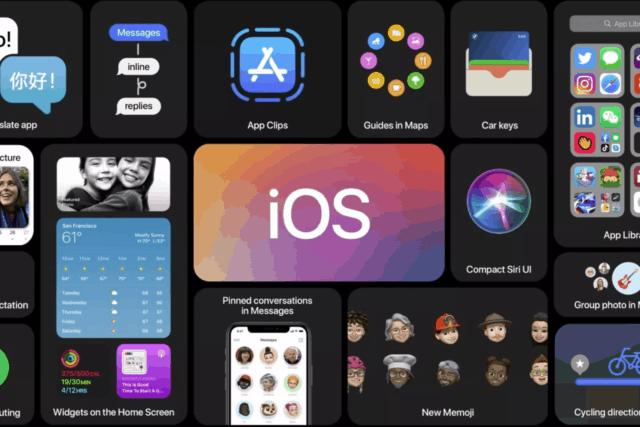 WWDC 2020 - iOS Home Screen Widgets