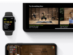 workouts created by top fitness trainers on your iPhone, iPad, and Apple TV