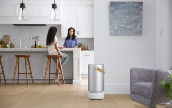Molekule Air Pro in a Home - Stark Insider
