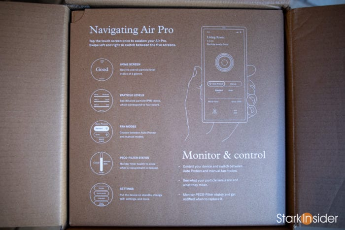 Molekule Air Pro - Unboxing, first impressions review