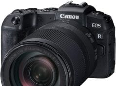 Canon EOS RP Full-frame camera deal Amazon Prime Day