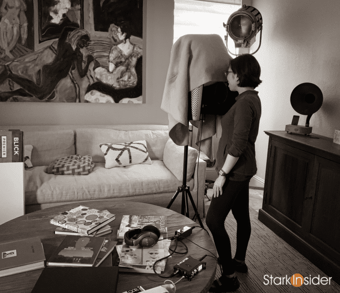Behind the Scenes - Stark Insider - Atelier Stark Films