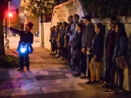 Haunt the holidays with San Francisco Ghost Hunt: Virtual Fireside Stories!