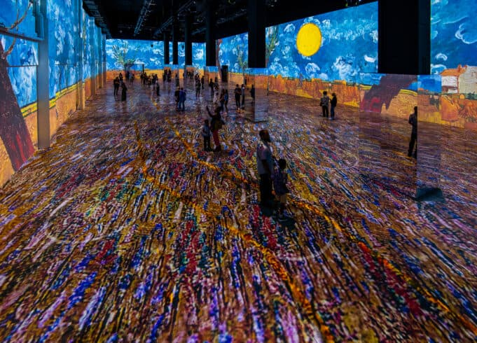 Immersive Van Gogh - Exhibit San Francisco First Look