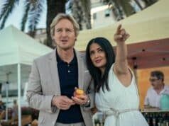 Owen Wilson and Salma Hayek in 'Bliss' - Film Review