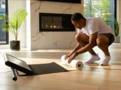 OTARI: World's Most Interactive Workout Mat