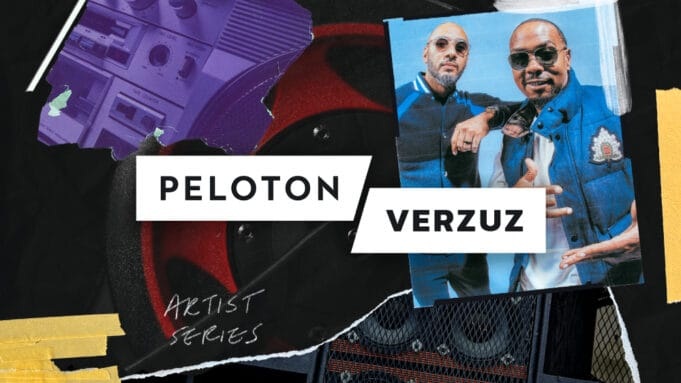 Introducing Peloton Verzuz: a Musical Celebration