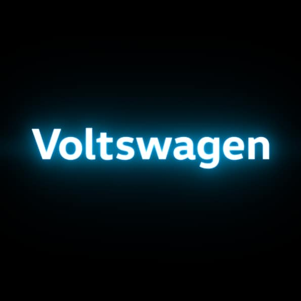 Voltswagen - A new name for a new era of e-Mobility