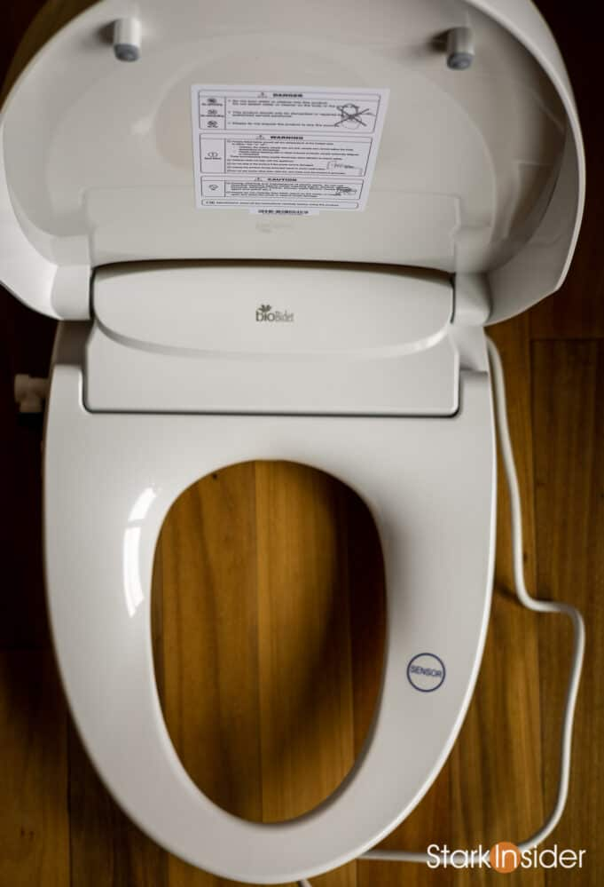 BioBidet Discovery DLS unboxing
