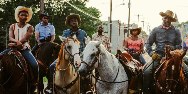 Concrete Cowboy - Netflix Film Review
