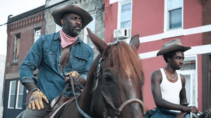 Idris Elba in Concrete Cowboy - Netflix film review
