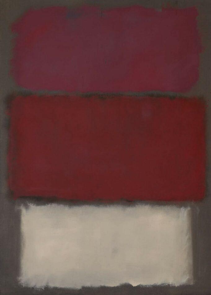 Mark Rothko - Untitled - 1960