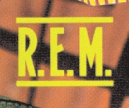 REM Fables of Reconstruction - Graphic Design and Logo