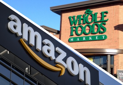 Grocery Grows at Amazon