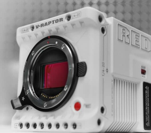 RED V-Raptor Limited Edition 8K DSMC3 Camera