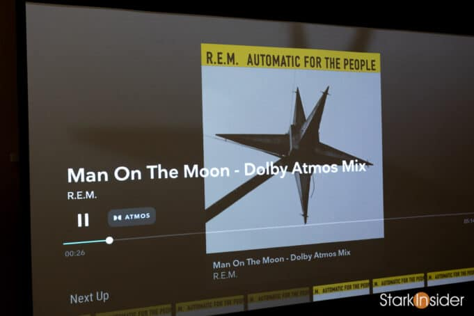 """R.E.M. Automatic For the People Dolby Atmos Mix 25th Anniversary - """"Man On The Moon"""""""